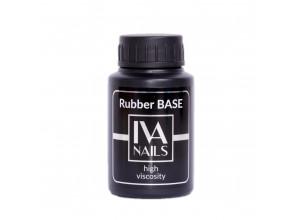 IVA Nails, Rubber Base High Viscosity 30 мл.