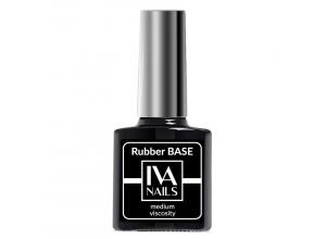 IVA Nails, Rubber Base Medium Viscosity 8 мл.