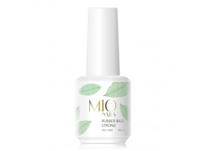База MIO Nails Rubber Base STRONG. 15мл