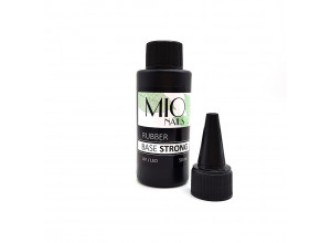 База MIO Nails Rubber Base STRONG. 50мл (+носик)