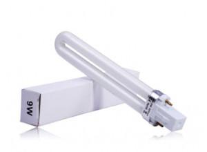 Сменная лампочка 9W для UV лампы