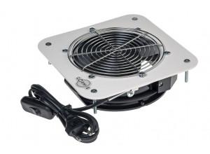 Пылесборник для маникюра встраиваемый COSMOS V2 COMPACT WHITE