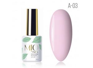MIO Nails A-03 гель-лак Балерина. 8мл