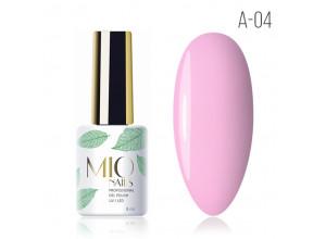 MIO Nails A-04 гель-лак Меренга. 8мл