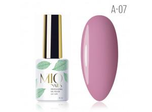 MIO Nails A-07 гель-лак Мадмуазель. 8мл