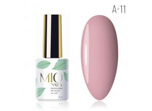 MIO Nails A-11 гель-лак Сливочный крем. 8мл