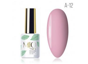 MIO Nails A-12 гель-лак Влюбленность. 8мл