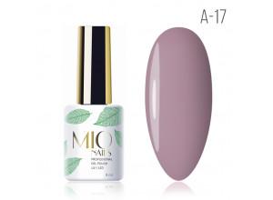 MIO Nails A-17 гель-лак Сладкая нега. 8мл
