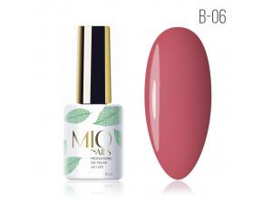 MIO Nails B-06 гель-лак Стильная штучка, 8мл