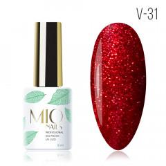 MIO Nails V-31 гель-лак Роскошная леди. 8мл