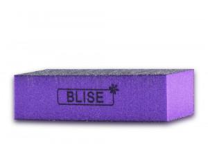 Баф BLISE шлифовочный черно-фиолетовый