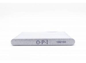 Пилка OPI 100/180 для искусственных ногтей, овал