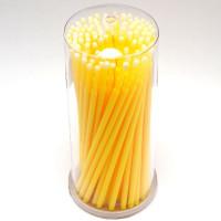 Микробраши MEDIUM 1,5мм (желтые) 100шт
